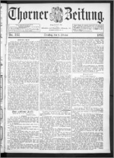 Thorner Zeitung 1893, Nr. 232