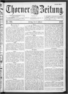 Thorner Zeitung 1893, Nr. 235 Zweites Blatt