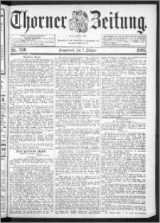 Thorner Zeitung 1893, Nr. 236