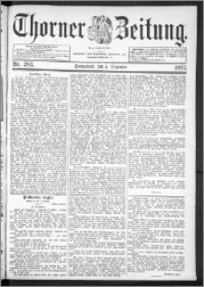 Thorner Zeitung 1893, Nr. 283