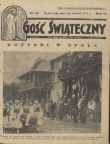 Gość Świąteczny 1930.09.07 R. XXXIV nr 36