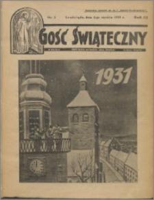 Gość Świąteczny 1931.01.04 R. XXXV nr 1