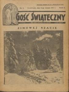 Gość Świąteczny 1931.01.11 R.XXXV nr 2