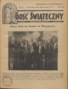 Gość Świąteczny 1931.01.18 R.XXXV nr 3