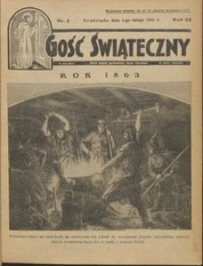 Gość Świąteczny 1931.02.01 R. XXXV nr 5
