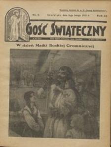 Gość Świąteczny 1931.02.08 R. XXXV nr 6