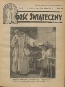 Gość Świąteczny 1931.02.22 R. XXXV nr 8