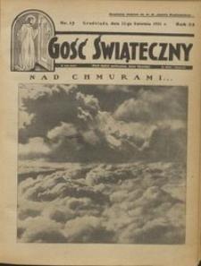 Gość Świąteczny 1931.04.12 R. XXXV nr 15