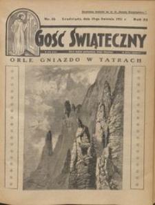 Gość Świąteczny 1931.04.19 R. XXXV nr 16