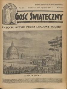 Gość Świąteczny 1931.05.03 R. XXXV nr 18