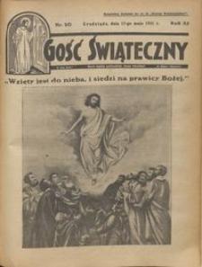 Gość Świąteczny 1931.05.17 R. XXXV nr 20