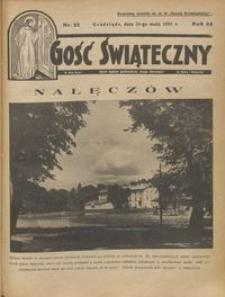 Gość Świąteczny 1931.05.31 R. XXXV nr 22