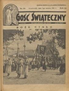 Gość Świąteczny 1931.06.07 R. XXXV nr 23