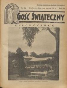 Gość Świąteczny 1931.06.14 R. XXXV nr 24