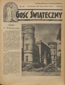 Gość Świąteczny 1931.06.28 R. XXXV nr 26