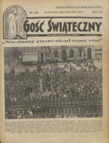 Gość Świąteczny 1931.07.26 R. XXXV nr 30