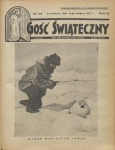 Gość Świąteczny 1931.08.16 R. XXXV nr 33