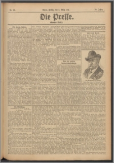 Die Presse 1911, Jg. 29, Nr. 53 Zweites Blatt, Drittes Blatt