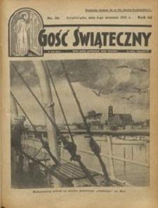 Gość Świąteczny 1931.09.06 R. XXXV nr 36
