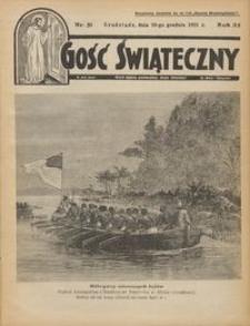 Gość Świąteczny 1931.12.20 R. XXXV nr 51
