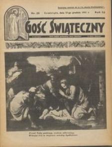 Gość Świąteczny 1931.12.27 R. XXXV nr 52