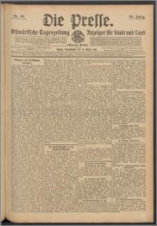 Die Presse 1911, Jg. 29, Nr. 60 Zweites Blatt, Drittes Blatt
