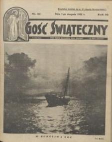 Gość Świąteczny 1932.08.07 R. XXXVI nr 32