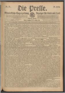 Die Presse 1911, Jg. 29, Nr. 73 Zweites Blatt, Drittes Blatt, Viertes Blatt, Fünftes Blatt
