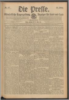 Die Presse 1911, Jg. 29, Nr. 117 Zweites Blatt, Drittes Blatt