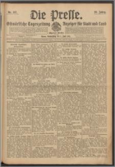 Die Presse 1911, Jg. 29, Nr. 127 Zweites Blatt, Drittes Blatt