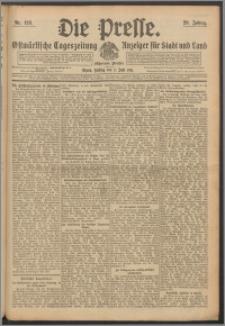 Die Presse 1911, Jg. 29, Nr. 128 Zweites Blatt, Drittes Blatt