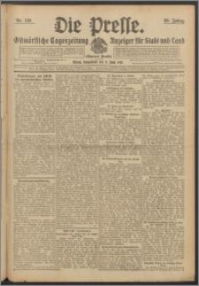 Die Presse 1911, Jg. 29, Nr. 129 Zweites Blatt, Drittes Blatt