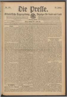Die Presse 1911, Jg. 29, Nr. 130 Zweites Blatt, Drittes Blatt, Viertes Blatt, Fünftes Blatt
