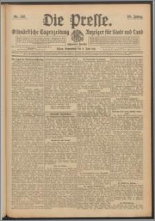 Die Presse 1911, Jg. 29, Nr. 132 Zweites Blatt, Drittes Blatt