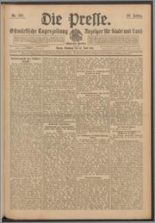 Die Presse 1911, Jg. 29, Nr. 136 Zweites Blatt, Drittes Blatt