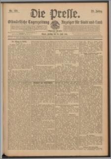 Die Presse 1911, Jg. 29, Nr. 139 Zweites Blatt, Drittes Blatt