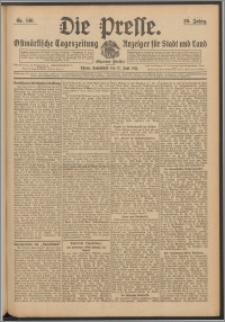 Die Presse 1911, Jg. 29, Nr. 140 Zweites Blatt, Drittes Blatt