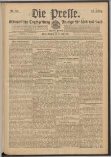 Die Presse 1911, Jg. 29, Nr. 148 Zweites Blatt, Drittes Blatt, Viertes Blatt
