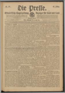 Die Presse 1911, Jg. 29, Nr. 149 Zweites Blatt, Drittes Blatt