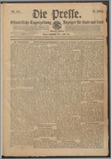 Die Presse 1911, Jg. 29, Nr. 152 Zweites Blatt, Drittes Blatt