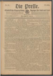Die Presse 1911, Jg. 29, Nr. 157 Zweites Blatt, Drittes Blatt