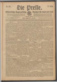 Die Presse 1911, Jg. 29, Nr. 165 Zweites Blatt, Drittes Blatt, Viertes Blatt