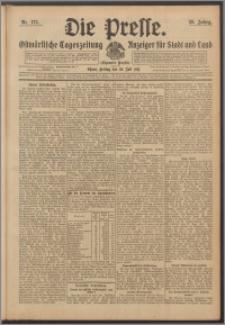 Die Presse 1911, Jg. 29, Nr. 175 Zweites Blatt, Drittes Blatt