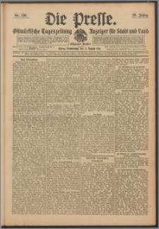 Die Presse 1911, Jg. 29, Nr. 180 Zweites Blatt, Drittes Blatt