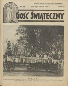 Gość Świąteczny 1933.09.03 R. XXXVII nr 35