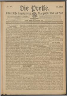 Die Presse 1911, Jg. 29, Nr. 284 Zweites Blatt, Drittes Blatt, Viertes Blatt, Fünftes Blatt, Sechstes Blatt