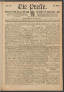 Die Presse 1911, Jg. 29, Nr. 292 Zweites Blatt, Drittes Blatt, Viertes Blatt