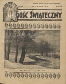 Gość Świąteczny 1934.03.11 R. XXXVIII nr 10