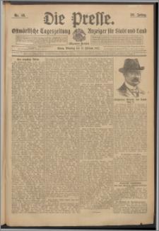 Die Presse 1912, Jg. 30, Nr. 48 Zweites Blatt, Drittes Blatt