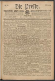 Die Presse 1912, Jg. 30, Nr. 52 Zweites Blatt, Drittes Blatt